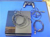 SONY PlayStation 4 PS4 - SYSTEM - CUH-1115a- 500GB